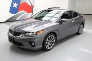 2014 Honda Accord EX-L V6 COUPE 6SPD SUNROOF HTD SEATS