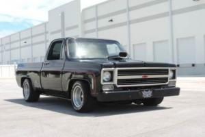 1977 Chevrolet C-10 MUSCLE TRUCK
