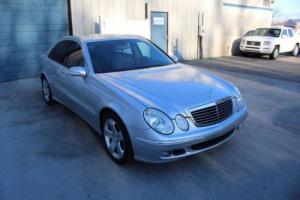 2006 Mercedes-Benz E-Class E 500 5.0L V8 Sedan 25 mpg