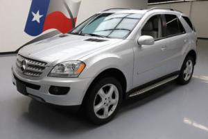 2008 Mercedes-Benz M-Class ML350ATIC AWD SUNROOF NAV