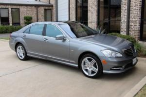 2012 Mercedes-Benz S-Class S350 BlueTEC 4MATIC Sedan