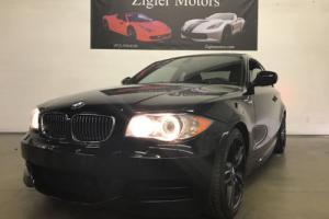 2011 BMW 1-Series 135i M Sport 6-SPEED One owner Clean Carfax