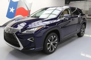 2016 Lexus RX LUXURY CLIMATE LEATHER SUNROOF NAV