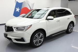 2017 Acura MDX SH-AWD TECHNOLOGY SUNROOF NAV 7-PASS