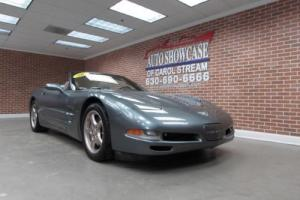 2003 Chevrolet Corvette Convertible 6spd