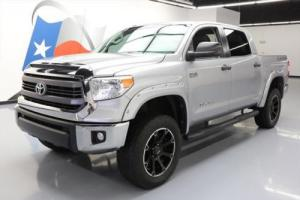 2015 Toyota Tundra CREWMAX 4X4 LIFTED BASS PRO SHOP NAV