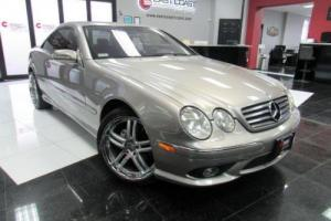 2005 Mercedes-Benz CL-Class CL 500 2dr Coupe
