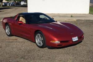 1998 Chevrolet Corvette GLASS TOP/AND PAINTED TOP