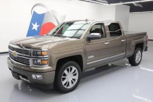2014 Chevrolet Silverado 1500 SILVERADO HIGH COUNTRY CREW 5.3L 20'S