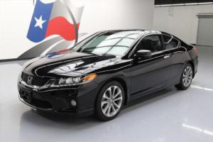 2015 Honda Accord EX-L V6 COUPE HTD LEATHER SUNROOF