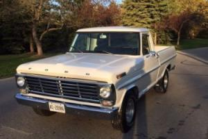 1967 Ford F-100 Short Box