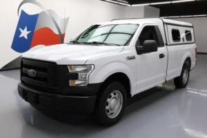 2015 Ford F-150 XL REGULAR CAB SERVICE TOPPER