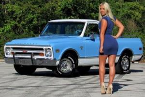 1968 Chevrolet C-10 SHORT BED C-10 2WD SHOW TRUCK