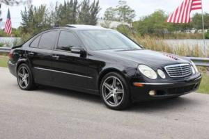 2005 Mercedes-Benz E-Class E 320 CDI 4dr Sedan