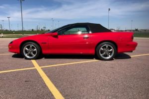 1997 Chevrolet Camaro 30TH ANNIVERSARY