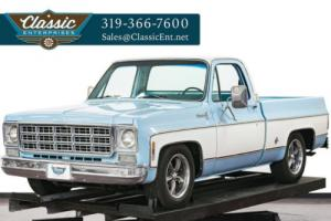 1978 Chevrolet C-10 Silverado Short Box Pickup Truck