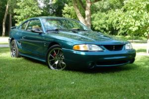 1997 Ford Mustang Cobra