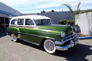 1954 Chevrolet Bel Air/150/210 wagon