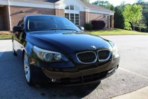 2005 BMW 5-Series 545i 4dr Sedan