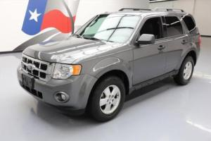 2012 Ford Escape XLT AWD CRUISE CTRL CD AUDIO