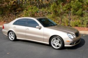 2003 Mercedes-Benz E-Class E55 Photo