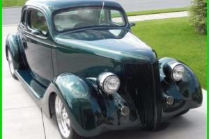 1936 Ford All Steel Custom Street Rod