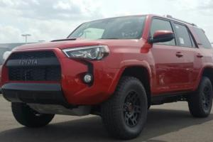 2017 Toyota 4Runner TRD PRO 2 COLORS AVA SAVE $$ DO NOT PAY MSRP