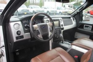 2013 Ford F-150 Crew Cab Standard Bed Platinum 4WD