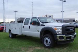 2016 Ford F-450 XL 11' PALFINGER Utility Service Body 2WD - NEW