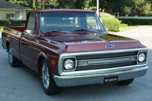 1970 Chevrolet C-10 PICKUP FRAME OFF - 500 MILES