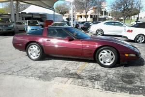 1993 Chevrolet Corvette 40TH ANNIVERSARY
