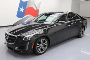 2014 Cadillac CTS TT VSPORT VENT SEATS NAV REAR CAM Photo