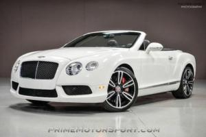 2014 Bentley Continental GT Mulliner