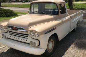 1959 Chevrolet Other Pickups Fleetside