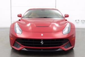2015 Ferrari F12berlinetta 2dr Coupe