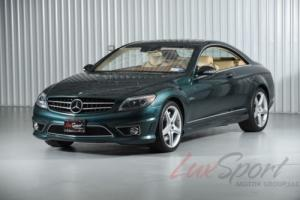 2008 Mercedes-Benz CL63 AMG Coupe CL63 AMG