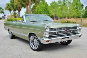 1967 Ford Fairlane 500 Convertible GT Tribute 302 V8 Stunning!