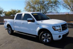 2014 Ford F-150 FX2 2WD 145WB