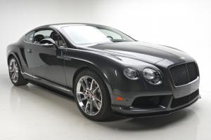 2015 Bentley Continental GT 2DR CPE V8 S