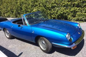 1971 Fiat 850 Spider | eBay Photo