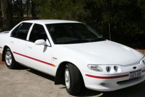 Ford XR6 EF Photo
