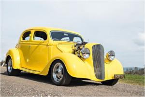 1948 Ford Pilot Hot Rod Photo