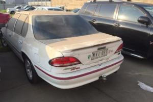 "FORD FALCON EF XR6 SEDAN,""BARN FIND"" COMPLETE & ORIGINAL CAR,RUNS WELL! Photo"