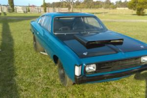 VH Valiant Charger, Mopar, Like Dodge, Plymouth, Drag car, V8, Big Block