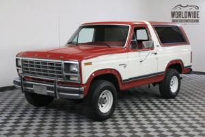 1980 Ford Bronco XLT 4X4 V8 90K ORIGINAL MILES Photo