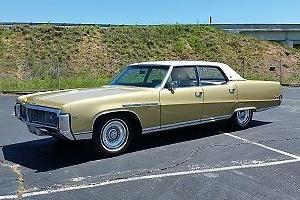 1969 Buick Electra -- Photo