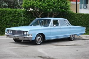 1965 Chrysler Newport -- Photo