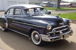 1950 Chevrolet Fleetline Deluxe Photo