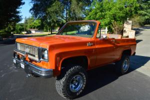 1974 Chevrolet Blazer Photo