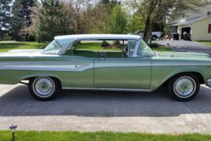 1959 Edsel Corsair 2 door Photo